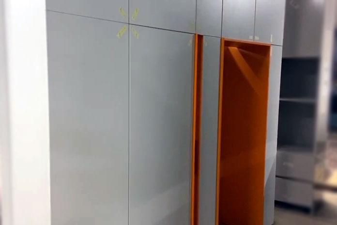 Шкаф для принтеров и стенка под ТВ