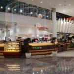 Барная стойка Тинк кафе в ТРК Океан Плаза