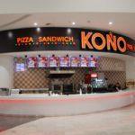 Барная стойка фудкорта Kono Pizza в ТРК Океан плаза