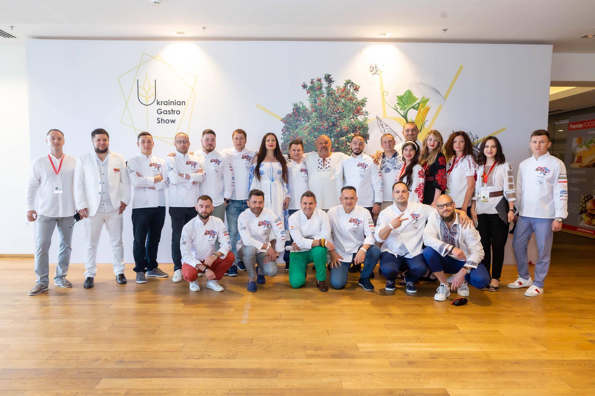 VERDI официальный партнер UKRAINIAN GASTRO SHOW 2019