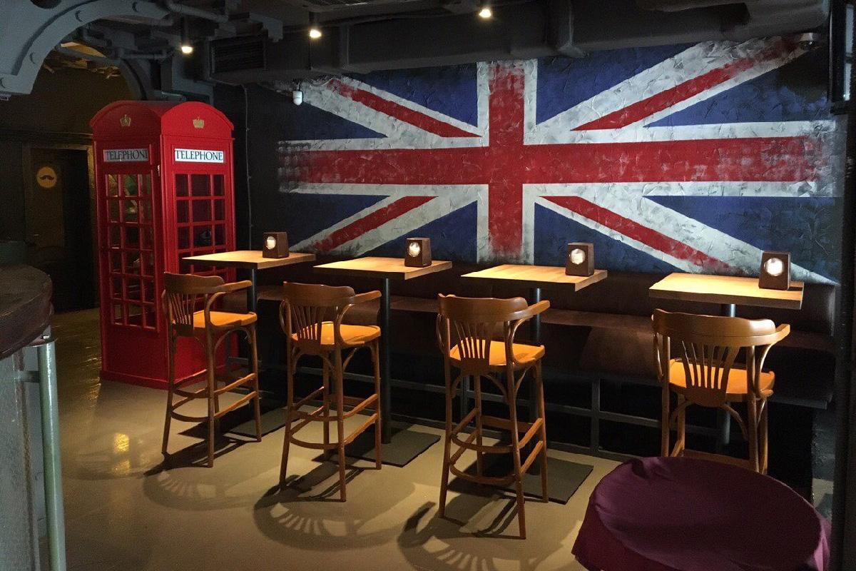 Мягкая мебель для баров и барные стойки на заказ