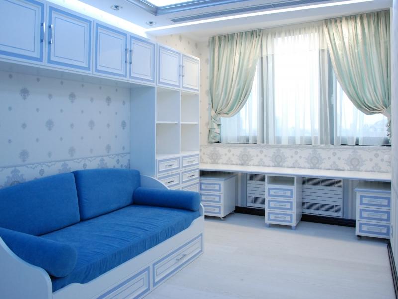 Подростковая мебель под заказ от фабрики VERDI