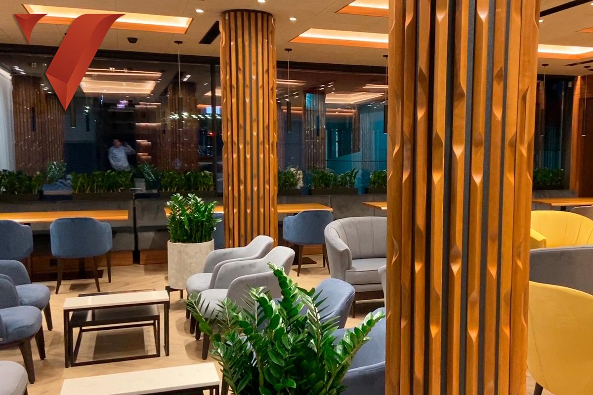 Обзор результатов нашей работы в лобби-баре Park Inn By Radisson в Киеве