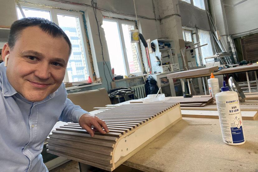 Нюансы изготовления декоративных элементов на фабрике VERDI